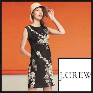 J. Crew Mirabel Embroidered Dress. Sz 6